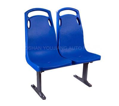 Durable PP Plastic Urban Bus Passenger Seats