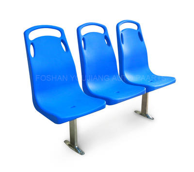 Outdoor Plastic Boat Seat Marine Ferry Passenger Seat